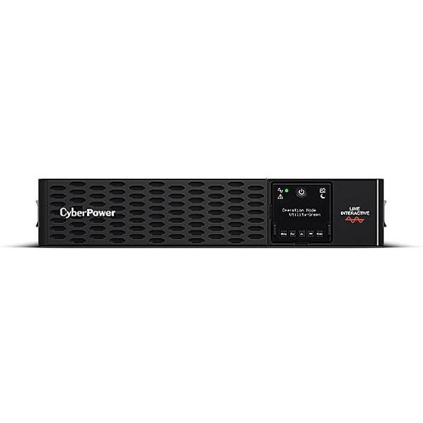 CyberPower PR1500ERT2U Pro Rack 1500VA / 1500W Pure Sine Wave UPS Product Image 2
