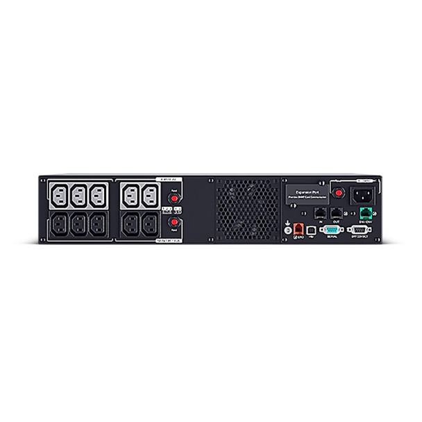 CyberPower PRO Rack Series PR1000ERT2U LCD 1000VA/1000W 10A Pure Sine Wave UPS Product Image 3