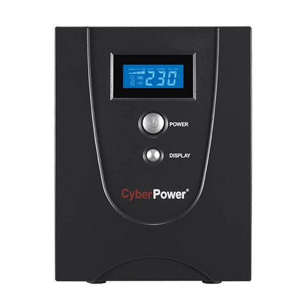 CyberPower VALUE2200ELCD Value SOHO LCD 2200VA / 1320W Simulated Sine Wave UPS Product Image 3