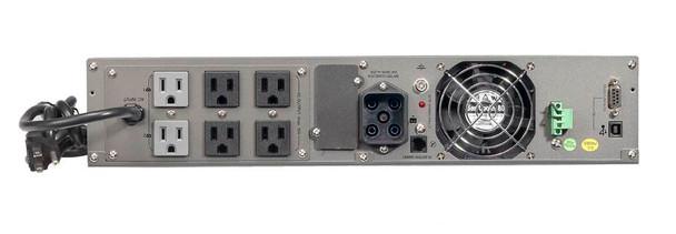 Eaton EX 1000R-XL2U 1000VA / 900W Tower/Rack 2U UPS - M68182 Product Image 2