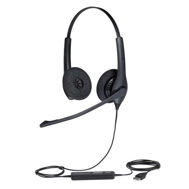 Image for Jabra BIZ 1500 Duo USB Headset AusPCMarket