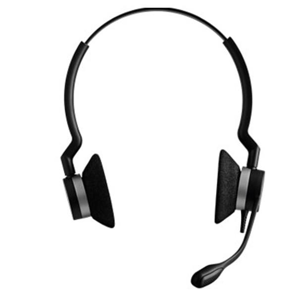 Image for Jabra BIZ 2300 USB Duo Typ 82 E-STD Microsoft Control Headset AusPCMarket