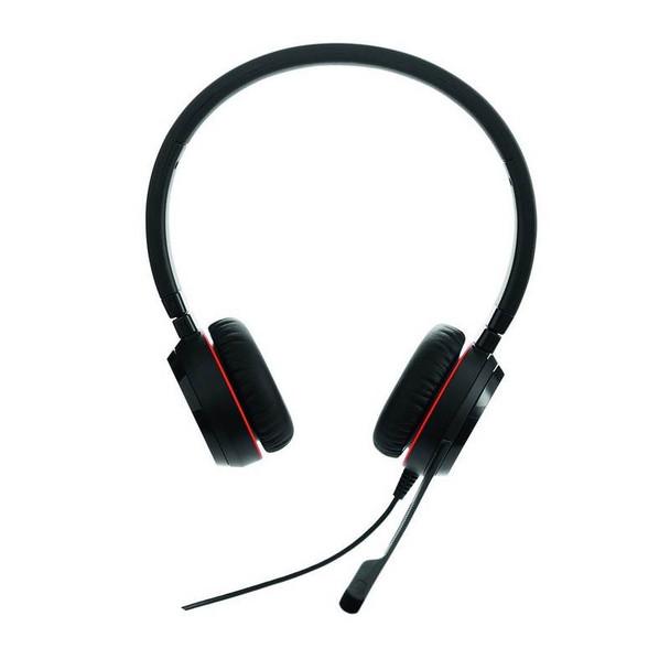 Jabra Evolve 30 II MS Stereo Audio Microsoft certified Headset Product Image 3