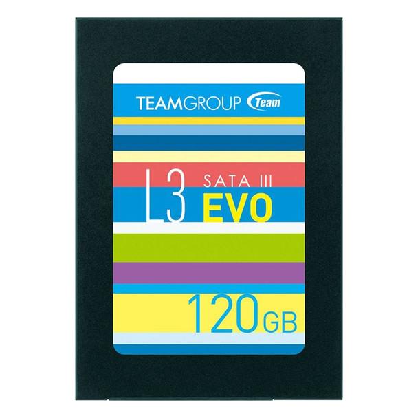 Image for Team L3 EVO 120 GB 2.5in SATA3 SSD AusPCMarket