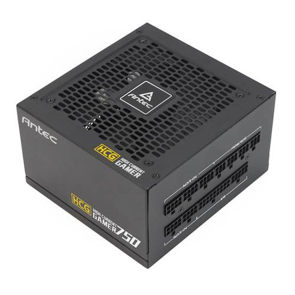 Image for Antec High Current Gamer HCG750 80+ Gold 750W Fully Modular Power Supply AusPCMarket