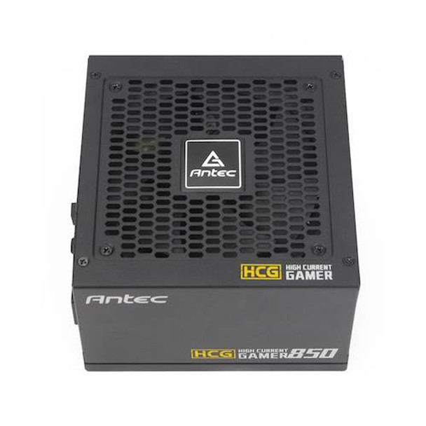 Antec High Current Gamer HCG850 80+ Gold 850W Fully Modular Power Supply Product Image 3