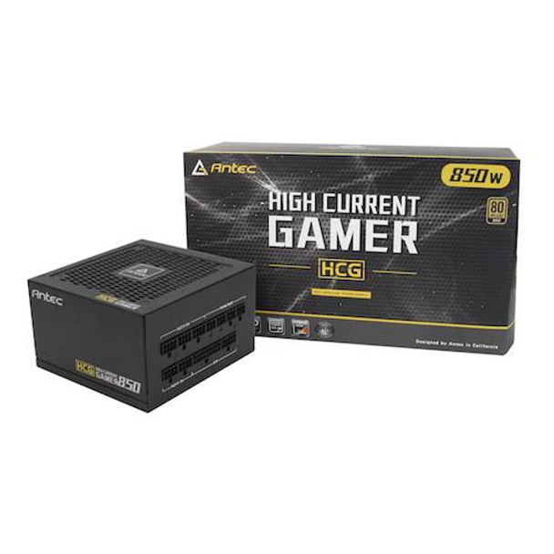 Antec High Current Gamer HCG850 80+ Gold 850W Fully Modular Power Supply Product Image 5