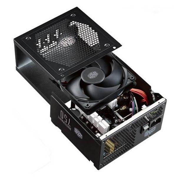 Cooler Master MasterWatt 750W 80+ Bronze Semi-modular Power Supply Product Image 9
