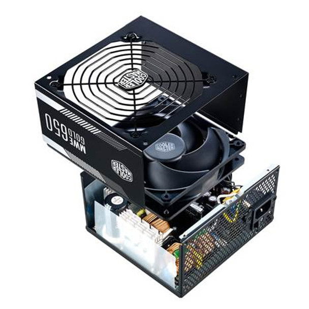 Cooler Master MWE 650W Gold Power Supply Product Image 7