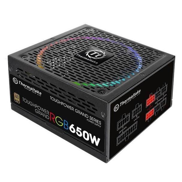 Image for Thermaltake Toughpower Grand Sync RGB 80+ Gold 650W Fully Modular Power Supply AusPCMarket
