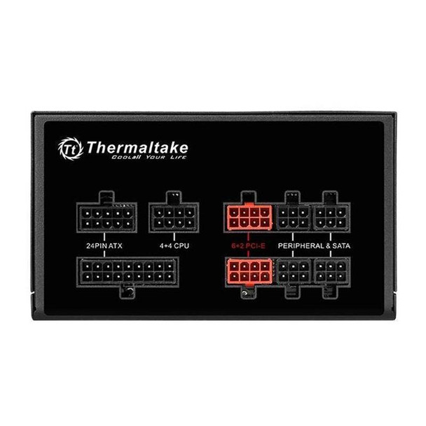 Thermaltake Toughpower Grand Sync RGB 80+ Gold 650W Fully Modular Power Supply Product Image 3