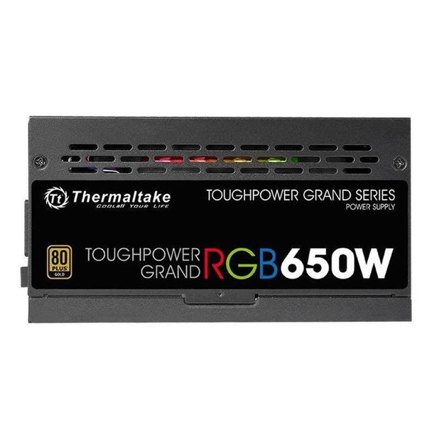 Thermaltake Toughpower Grand Sync RGB 80+ Gold 650W Fully Modular Power Supply Product Image 4