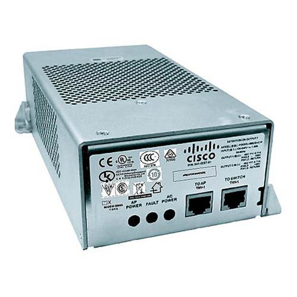 Image for Cisco AIR-PWRINJ1500-2= Power Injector for Cisco Aironet 1520 Access Points AusPCMarket