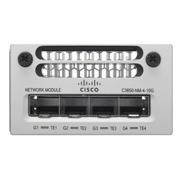 Image for Cisco C3850-NM-4-10G= Catalyst 3850 4 x 10GE Network Module AusPCMarket