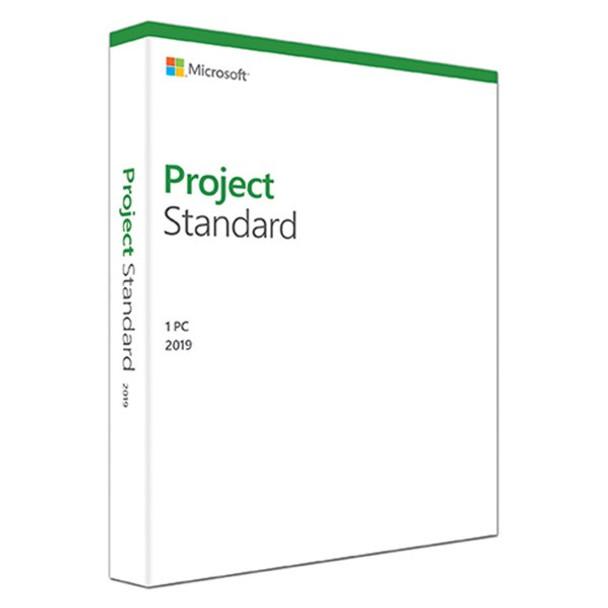 Image for Microsoft Project Standard 2019 - Digital Download AusPCMarket