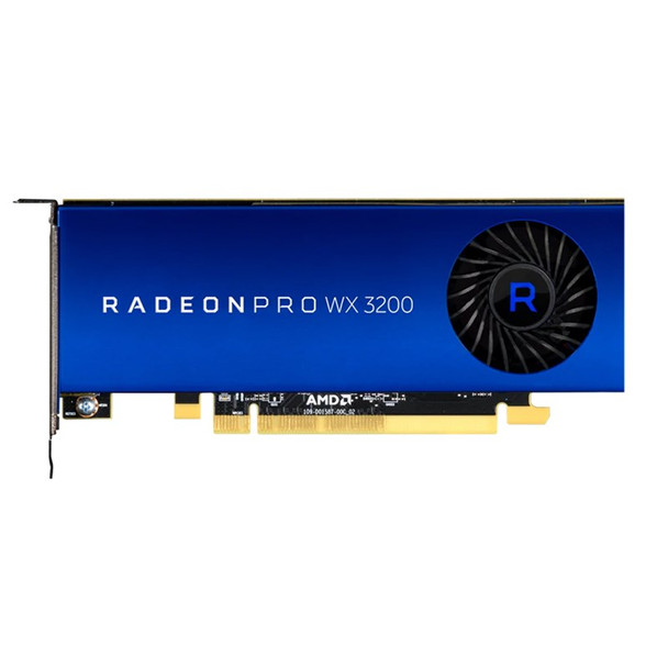 Image for AMD Radeon Pro WX 3200 4GB Workstation Video Card AusPCMarket