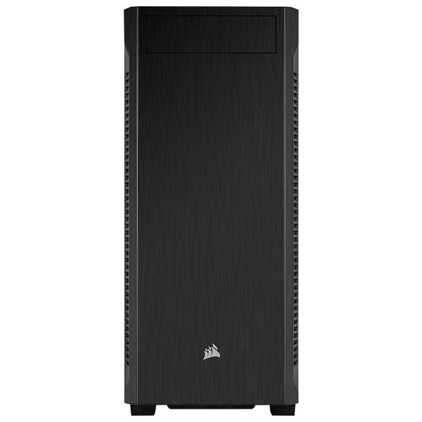 Corsair 110Q Quiet Mid-Tower ATX Case - Black Product Image 2