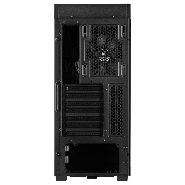 Corsair 110Q Quiet Mid-Tower ATX Case - Black Product Image 4