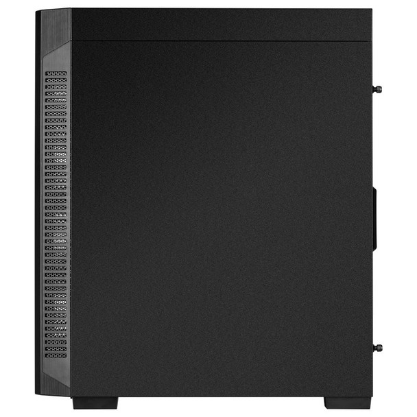 Corsair 110Q Quiet Mid-Tower ATX Case - Black Product Image 5