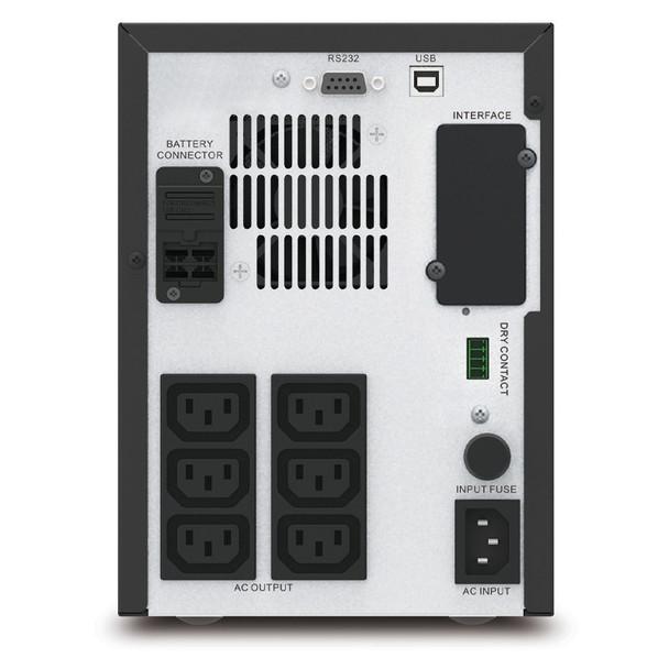 APC SMV2000CAI Easy UPS SMV 2000VA 230V 1400W LCD Product Image 2