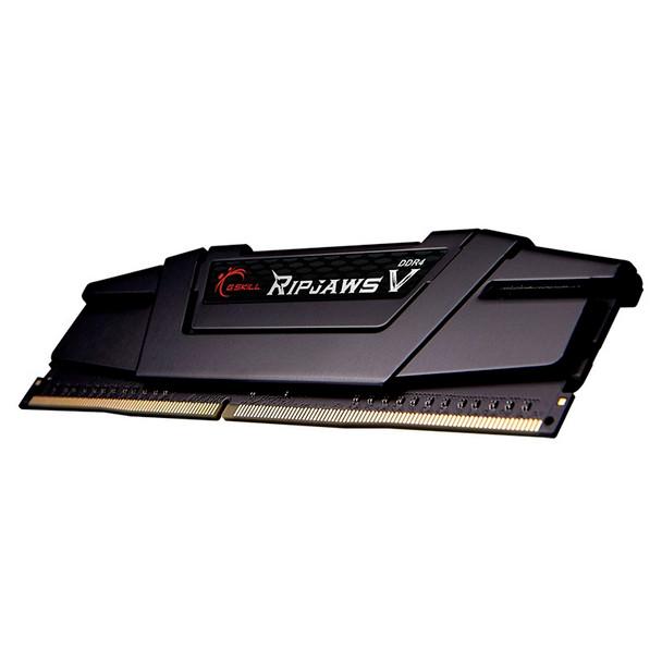 Image for G.Skill Ripjaws V 32GB (1x 32GB) DDR4 2666MHz CL18 Memory - Black AusPCMarket