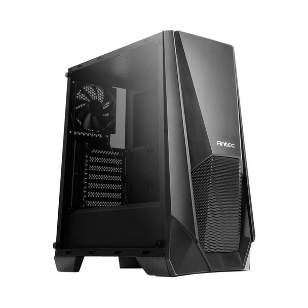 Antec NX310 RGB Tempered Glass Mid-Tower ATX Case - Black Product Image 7