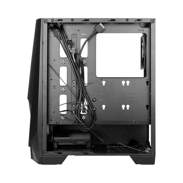 Antec NX310 RGB Tempered Glass Mid-Tower ATX Case - Black Product Image 8
