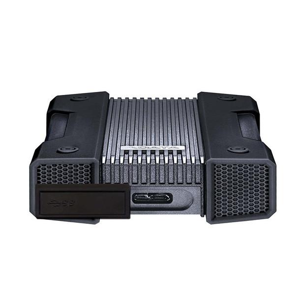 Adata HD830 2TB USB 3.0 Portable External Hard Drive - Black Product Image 4