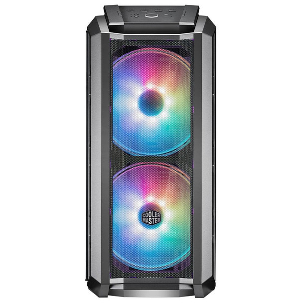 Cooler Master Mastercase H500P ARGB Mesh TG Mid-Tower ATX Case - Black Product Image 3