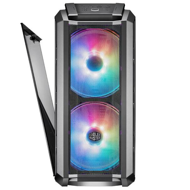 Cooler Master Mastercase H500P ARGB Mesh TG Mid-Tower ATX Case - Black Product Image 4