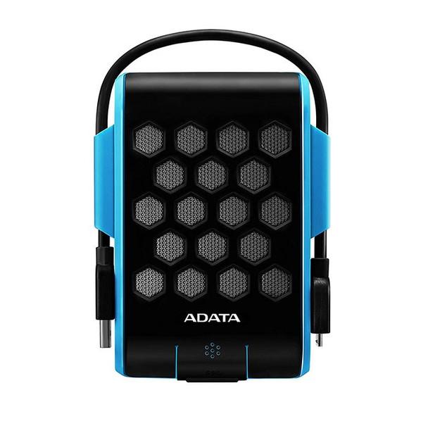 Image for Adata HD720 2TB USB 3.0 Military-Grade Shockproof Portable External HDD - Blue AusPCMarket