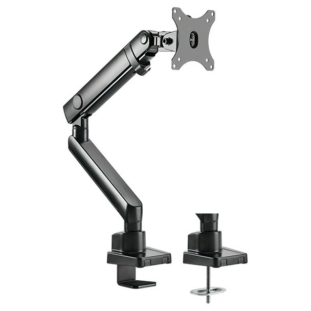 Image for Brateck Single Monitor Aluminium Slim Mechnical Spring Monitor Arm - 17in-32in AusPCMarket