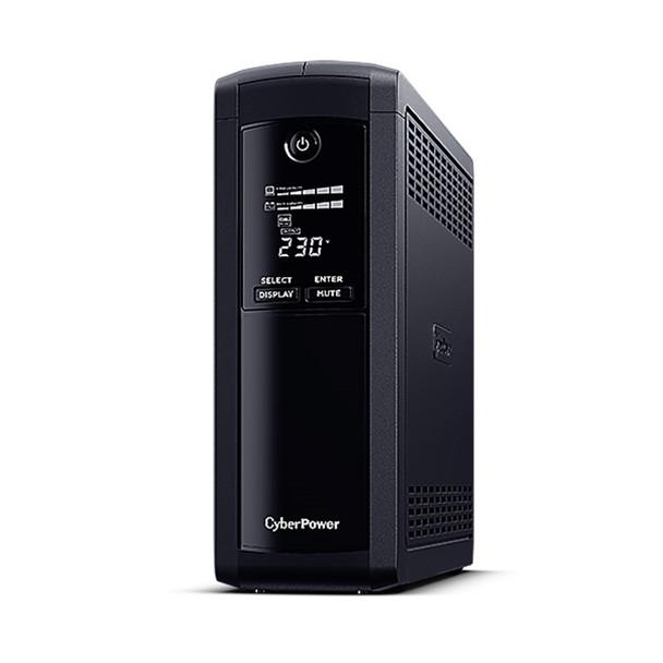 Image for CyberPower VP1200ELCD Value Pro 1200VA / 720W Sine Wave UPS AusPCMarket