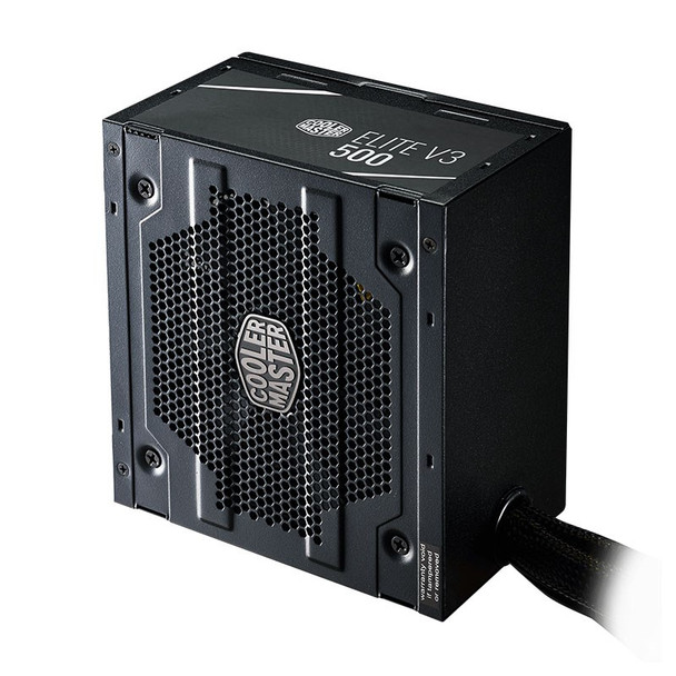 Cooler Master MasterBox E501L Mid-Tower ATX Case with 500W PSU Product Image 7