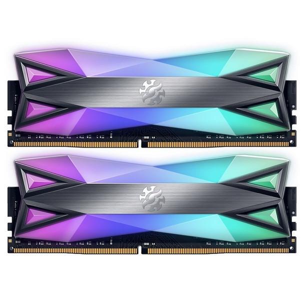 Adata XPG Spectrix D60G 32GB (2x 16GB) DDR4 3600MHz RGB Memory Product Image 2