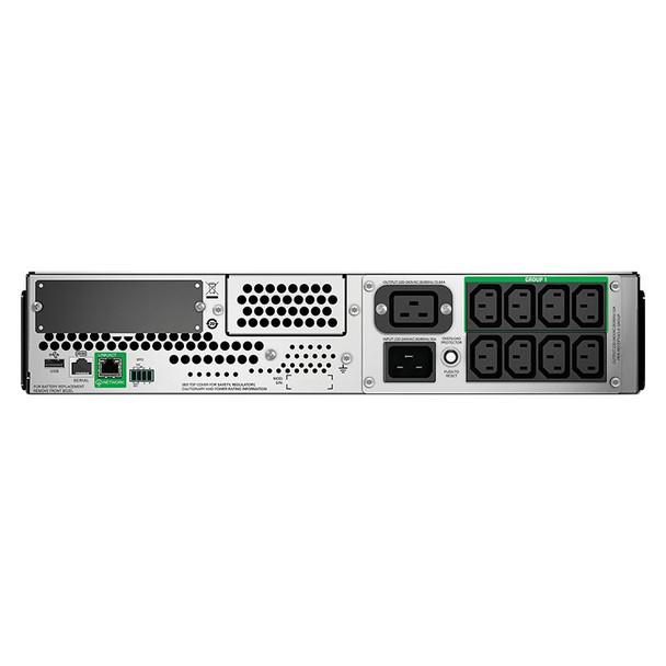 APC SMT3000RMI2UC 3000VA 230V Line Interactive 2U Smart-UPS with SmartConnect Product Image 2