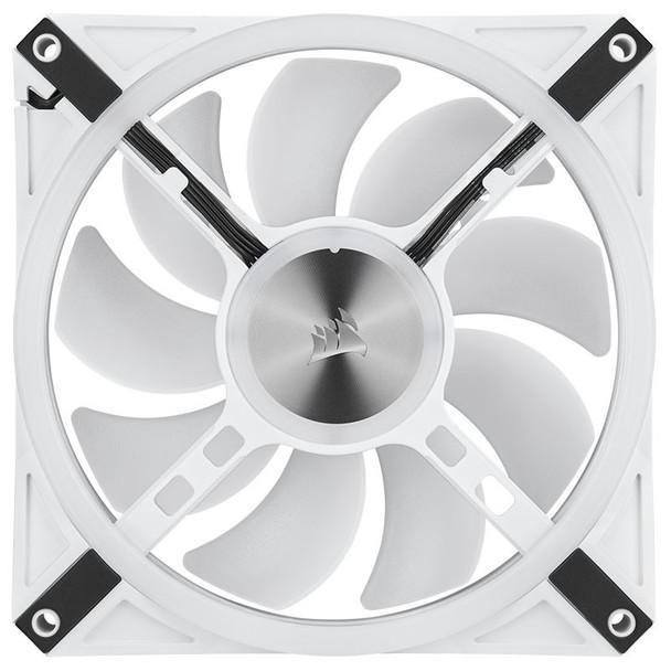 Corsair iCUE QL140 RGB White 140mm PWM Single Fan Product Image 11