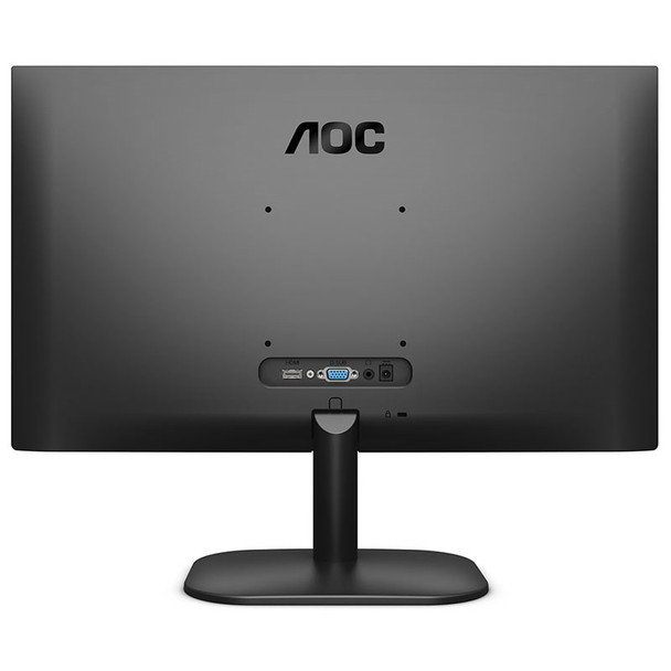 AOC 24B2XH 23.8in 75Hz FHD Flicker-Free Frameless IPS Monitor Product Image 4
