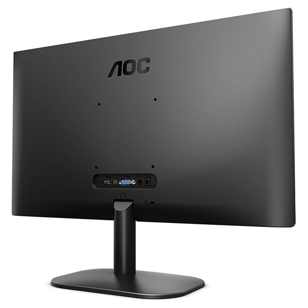 AOC 24B2XH 23.8in 75Hz FHD Flicker-Free Frameless IPS Monitor Product Image 6