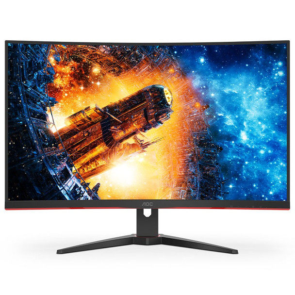 AOC C32G2E 31.5in 165Hz FHD 1ms FreeSync VA Curved Gaming Monitor Product Image 9