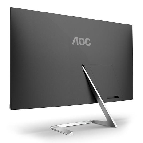 AOC Q27T1 27in 75Hz QHD Frameless FreeSync IPS Monitor Product Image 2