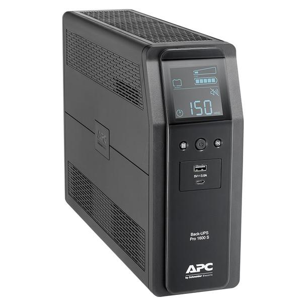 Image for APC BR1600SI Back UPS Pro BR 1600VA/960W Sinewave Line Interactive UPS AusPCMarket