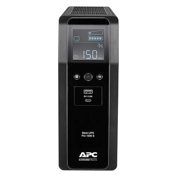 APC BR1600SI Back UPS Pro BR 1600VA/960W Sinewave Line Interactive UPS Product Image 3