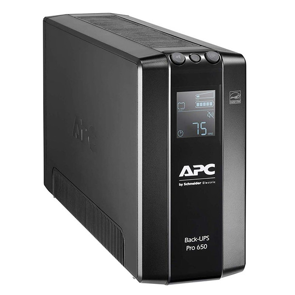 Image for APC BR650MI Back UPS Pro BR 650VA/390W Line Interactive UPS AusPCMarket