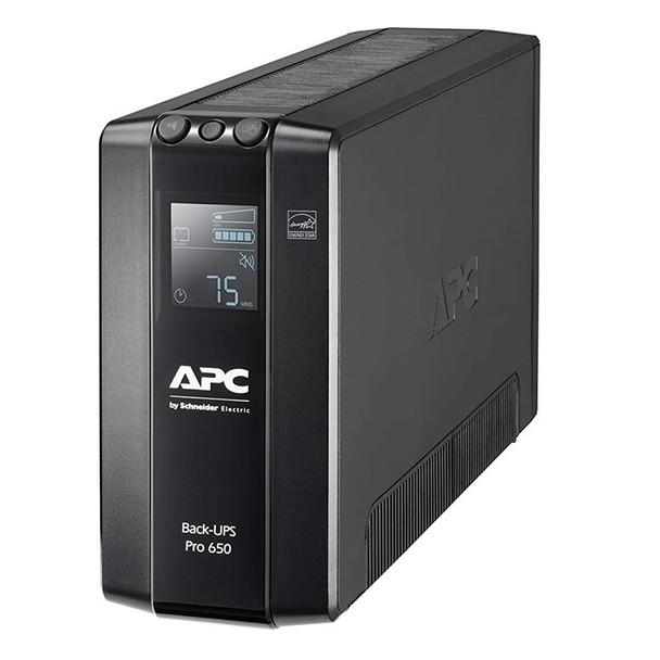 APC BR650MI Back UPS Pro BR 650VA/390W Line Interactive UPS Product Image 4