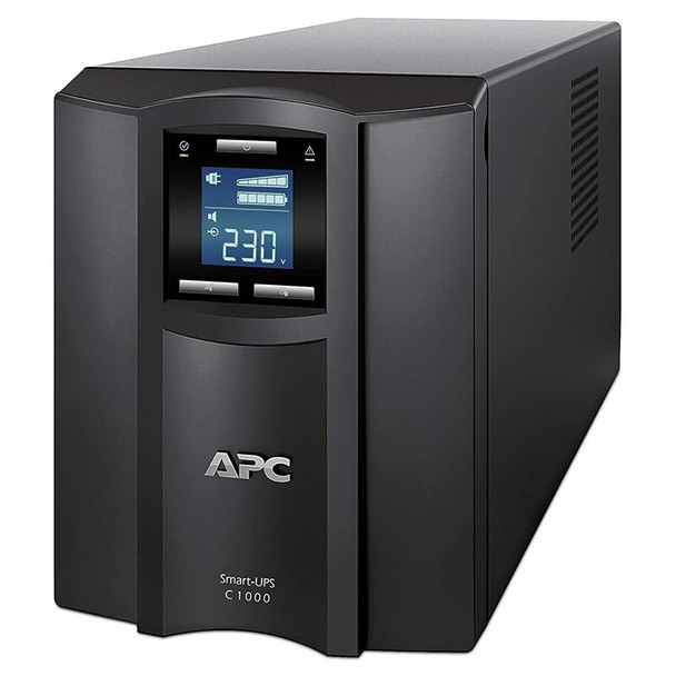 APC SMC1000IC Smart-UPS C 1000VA/600W Sinewave UPS with SmartConnect Product Image 2