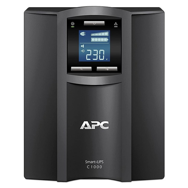 APC SMC1000IC Smart-UPS C 1000VA/600W Sinewave UPS with SmartConnect Product Image 3