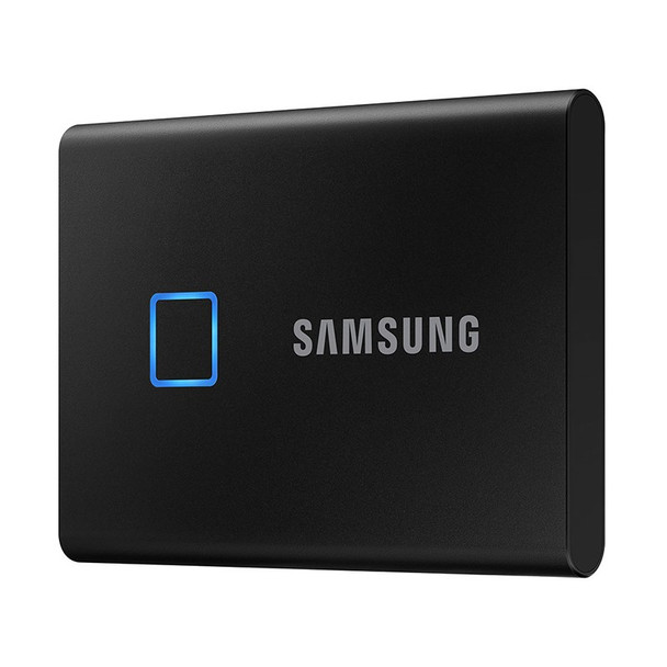 Samsung T7 Touch 1TB USB 3.2 Portable SSD - Black Product Image 5