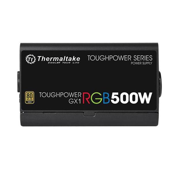 Thermaltake Toughpower GX1 RGB 500W 80+ Gold Non-Modular Power Supply Product Image 3