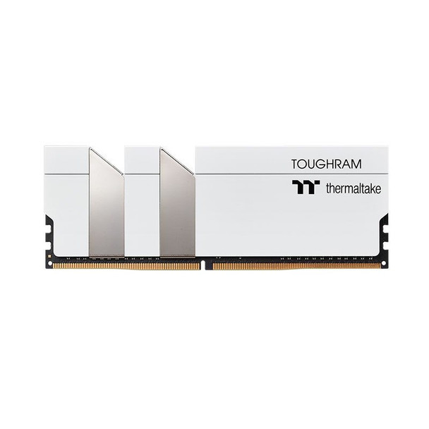 Thermaltake TOUGHRAM 16GB (2x8GB) DDR4 4000MHz Memory - White Product Image 2